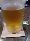 Cold beer frosty mug