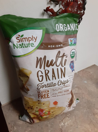 Simply Nature Tortilla Chips