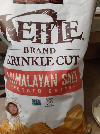 Kettle Chips