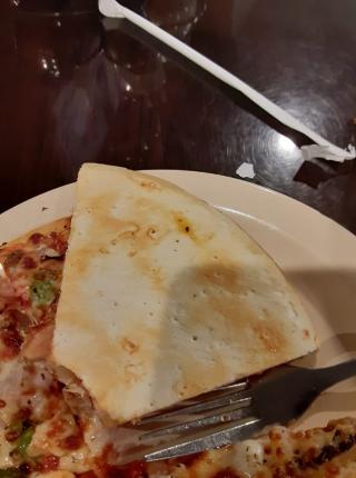 Pizza John's Crust