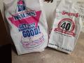 Braum's vs Spangles bags