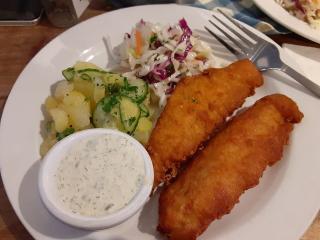 Prost Fish Dinner