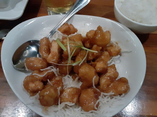 P.F. Chang's Cripsy Honey Chicken