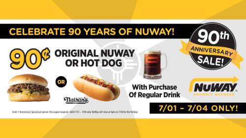 90 years of Nuway