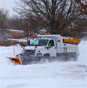 Coralville snow removal