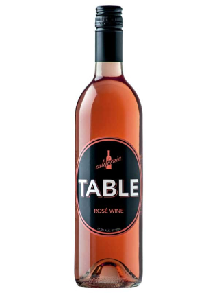 Table Rose' Wine