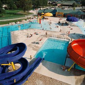 Coralville Pool