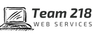 Team 218 Web Services
