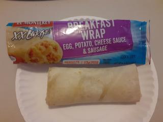 El Monterey Breakfast Wrap