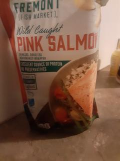 Fremont Pink Salmon