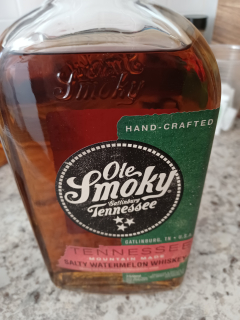 Ole Smoky Salted Watermelon Whiskey