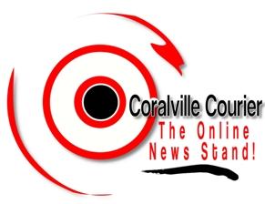 Coralville Courier Margin Ad