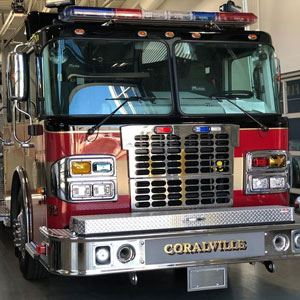 Coralville Fire Dept