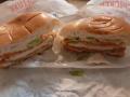DQ Chicken Sandwich